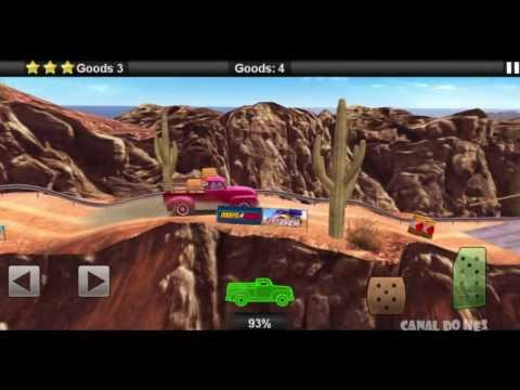 Offroad Legends - Parte 01 - Monster Warmup - Gameplay Android