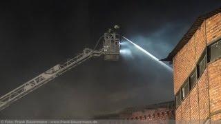 NRWspot.de | 12.07.2013, Großbrand in Ennepetal-Voerde, Boesebecker Straße