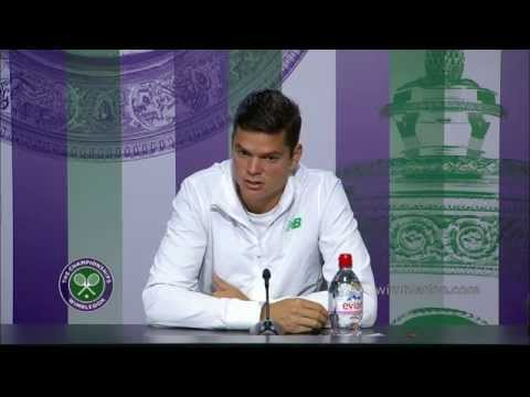 Milos Raonic: 'I can do better' - Wimbledon 2014