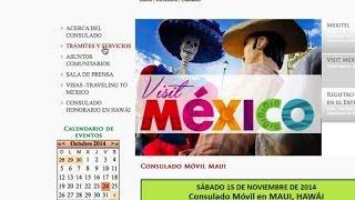 Guía Para Hacer Una Cita En El Consulado De México Por