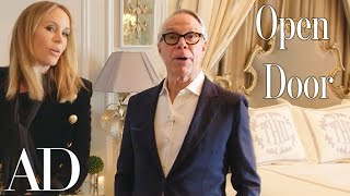 Inside Tommy Hilfiger's $50 Million Plaza Hotel Penthouse | Open Door | Architectural Digest