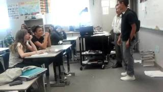 Video Jake Asking His Girl To Homecoming(: How Cute! ^_^