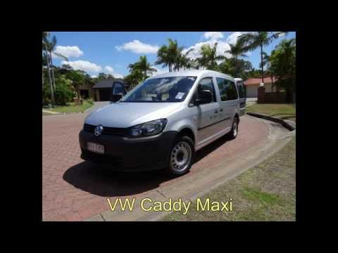 Wheelies van rentals VW Caddy sales