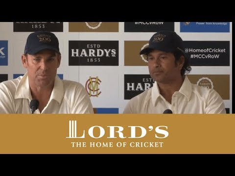 Shane Warne on team selection - MCC vs Rest of World