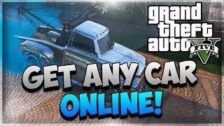 GTA 5 Online How To Get ANY Modded Car FREE AFTER PATCH 1
