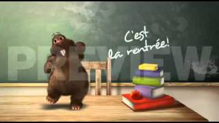 René La Taupe C'est La Rentrée