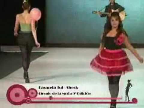 Tul Circulo de la Moda 2010 Bogota 2010 (Parte1)