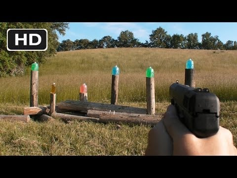 FN Five-seveN 5.7x28mm POV Shooting (HD)