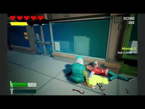 Drunken Fist Gameplay