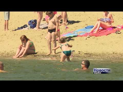Бердчан призывают быть осторожней при купании. В области зафиксировано 25 утонувших