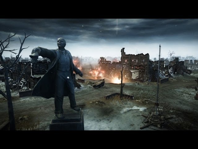 Company of Heroes 2 - Lazur Map Trailer