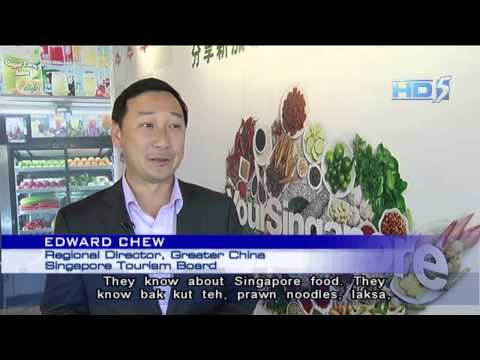 STB launches Singapore Food Guide for Hong Kongers - 29Oct2013