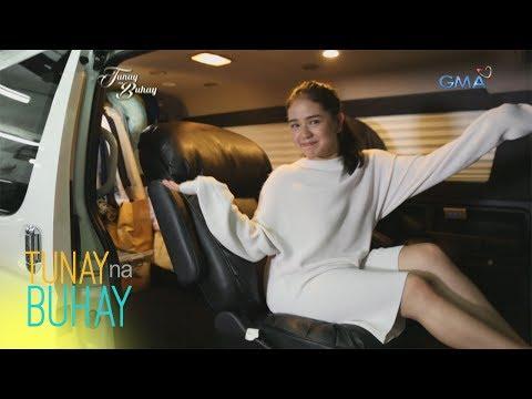 Tunay na Buhay: Kapuso actress Mikee Quintos, paano pinagsasabay ang pag-aaral at showbiz?