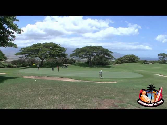 Kahili Golf Course - Maui Hawaii