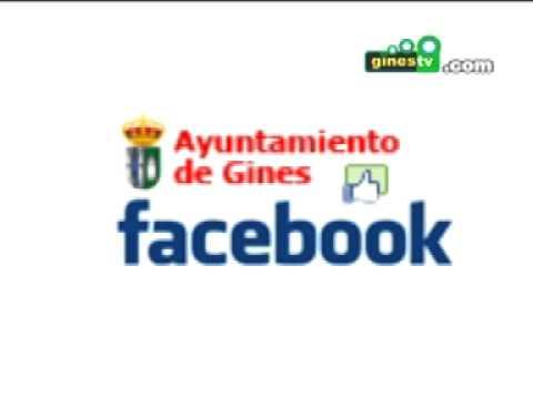La página del Ayuntamiento de Gines en Facebook supera ya los 200 seguidores