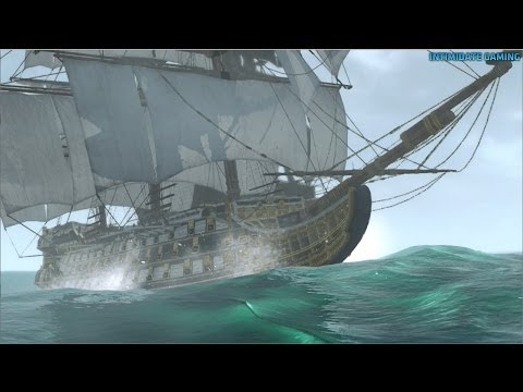 Assassins Creed 4 Black Flag - Devil Of The Carribean Achievement / Trophy (All Legendary Ships)