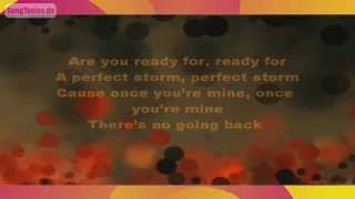 Katy Perry Dark Horse Lyrics On Screen Video