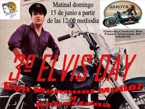 Show Zona Elvis Radio    DAKOTA CUSTOM BAR 15 06 14