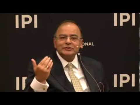 Shri Arun Jaitley on India's Upcoming Elections: 17.10.2013