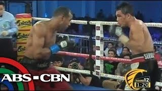 Pinoy Pride 24: Servania Vs Munoz