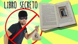 Hacer un escondite secreto con un libro