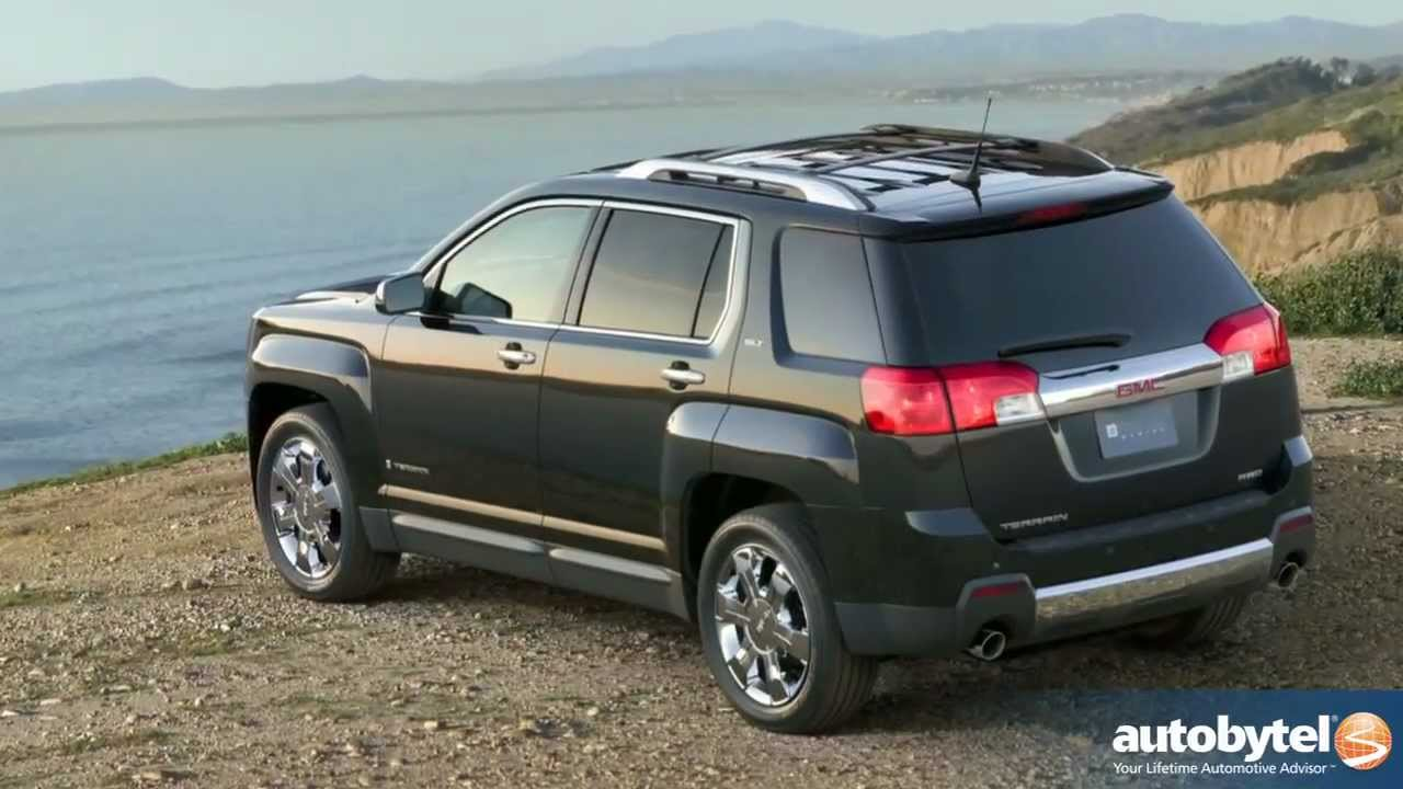 2012 gmc terrain road test crossover suv review youtube. Black Bedroom Furniture Sets. Home Design Ideas