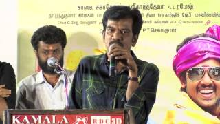 Ganja Karuppu is an innocent in real life too–Director Kadhir