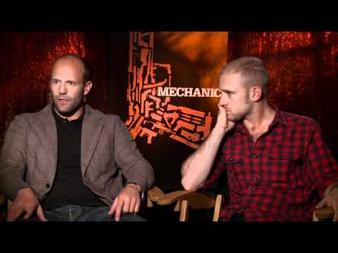 'The Mechanic' Interview: Jason Statham and Ben Foster