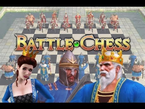 Battle vs Chess Redefines the Classic Checkered Battle Field of the