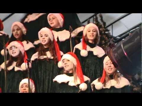 Pinheirinhos, que alegria! - Coral feminino de Gramado - Natal 2011