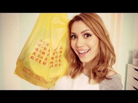 Asia Food Haul #5 | yummypilgrim
