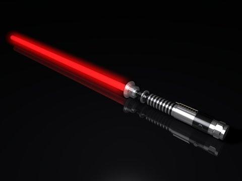 Comment se fabriquer un sabre laser ?