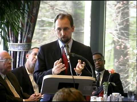 LENS Conference 2007: Confronting Terrorism Here & Abroad | HRH Prince Zeid Ra'ad Zeid Al-Hussein