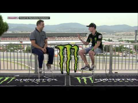 Live Q&A with Valentino Rossi and the Monster Energy Riders