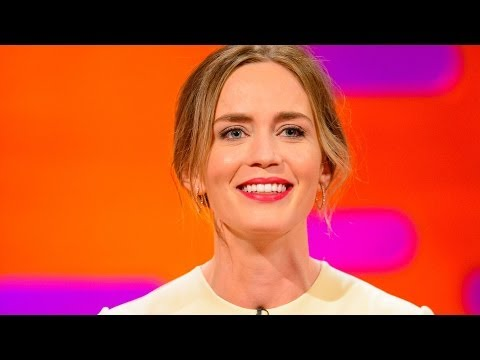 Emily Blunt dents Tom Cruise's optimism - The Graham Norton Show : Episode 9 -- BBC One