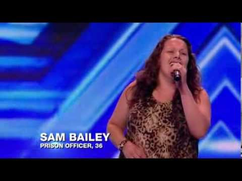Sam Bailey - Who's Lovin' You (Audition 2 - The X Factor UK 2013) [LEGENDADO PT/BR]
