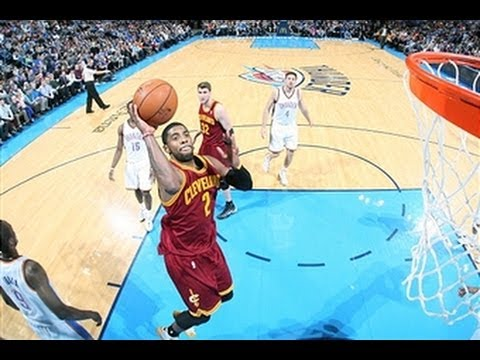 Kyrie Irving Leads the Comeback Win Over the Thunder