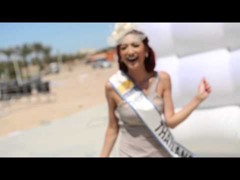 Pharrell Williams - Happy (El Gouna, Top Models of the World)