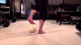 Improve Soccer Skills At Home Routine