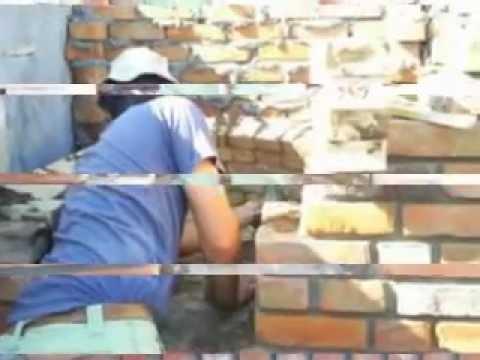 Nacrti za gradnju i zidanje krušne peći i izrada roštilja odnosno pečenjare  1 DIO