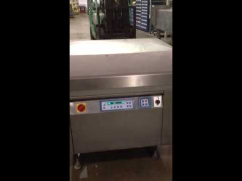 Multivac C700 vacuum machine