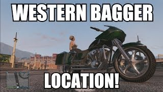 GTA V Online Western Bagger Location Franklin's