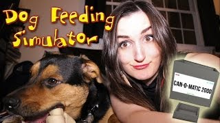 This Game Will Blow Your Mind!! - Dog Feeding Simulator 2014