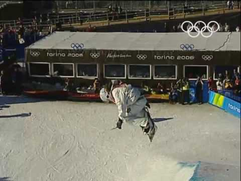 Teter - Snowboard - Women's Half-Pipe - Turin 2006 Winter Olympic Games