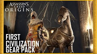 Assassin's Creed Origins - First Civilization Pack DLC Trailer