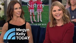 Jenna Bush Hager, Barbara Bush: Mom, Former First Lady Laura Bush, Was A Hippie | Megyn Kelly TODAY