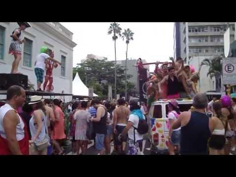 FLORIPA CARNAVAL 2013 - Bloco dos Sujos