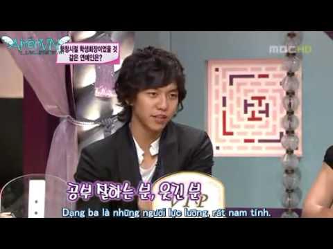 [AVN Vietsub] Come to Play 061013 - Lee Seung Gi cut