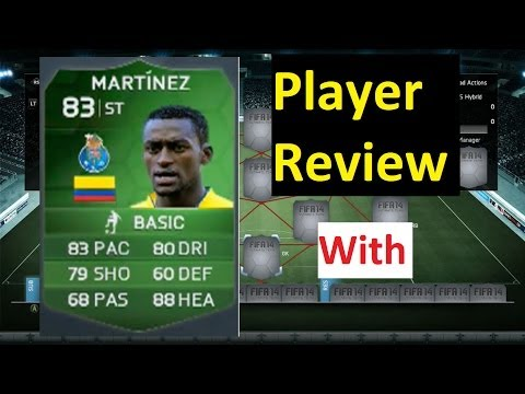 FIFA 14 Player Review- iMOTM Jackson Martínez