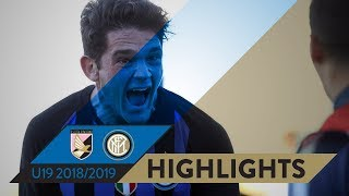 PALERMO 0-3 INTER | PRIMAVERA HIGHLIGHTS | A brace from Adorante and Dekic saves another penalty!